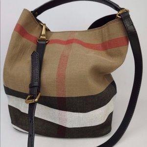 Burberry susanna check bag